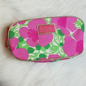 Lilly Pulitzer for Estee Lauder make-up bag
